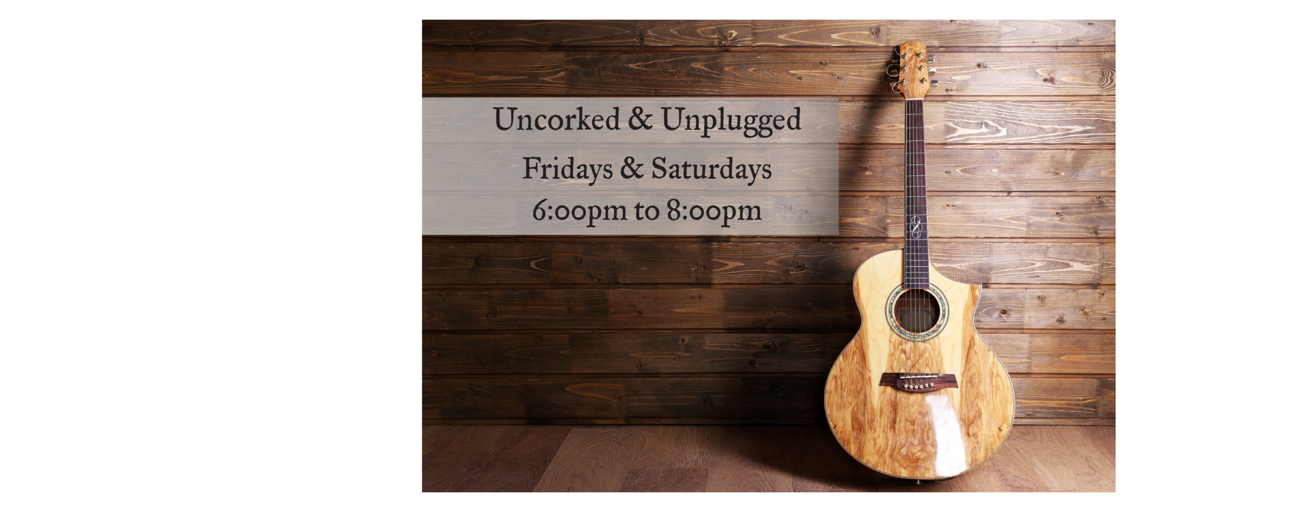 Live Music Fridays & Saturdays from 6pm to 8pm at Blend in Bozeman